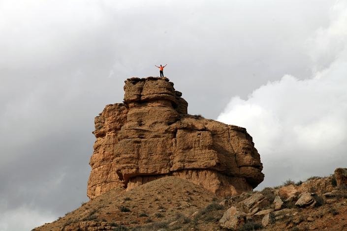 قله کلاته عرب