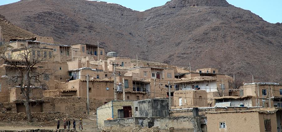 روستای کلاته عرب
