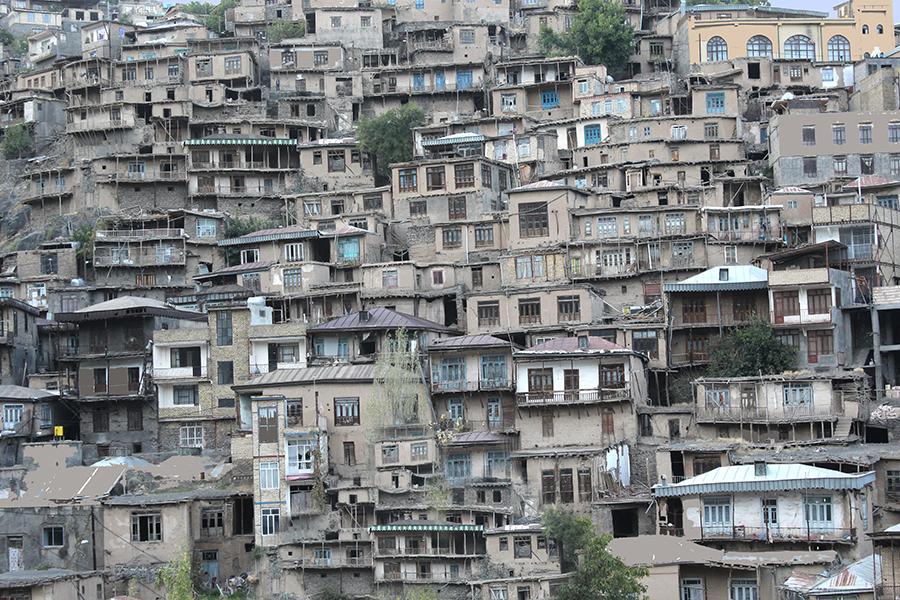 روستای ییلاقی تاریخی کنگ
