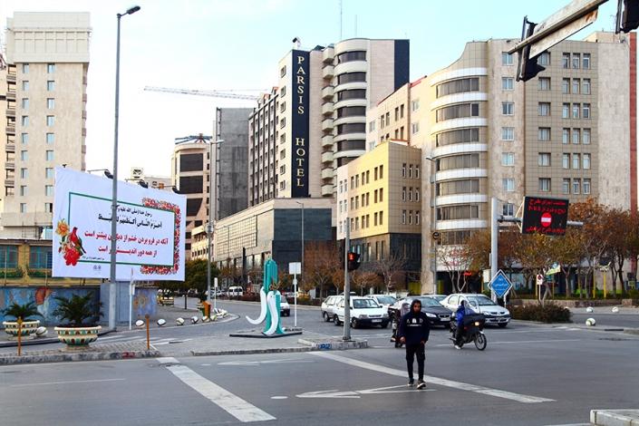 محله پائین خیابان،تقاطع خیابان وحدت،مناطق قدیمی مشهد،بافت تاریخی مشهد،قدیمی ترین محله های مشهد