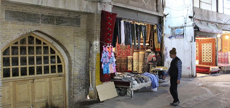 اب انبار چهل پایه(چهل پله)،جاذبه های فرهنگی گردشی شهر مشهد