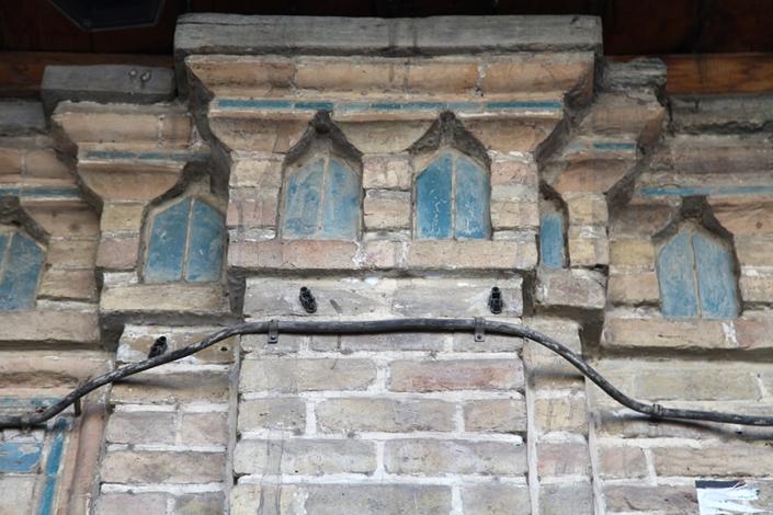 خانه های تاریخی داوودی ،محله بالا خیابان،مناطق قدیمی مشهد،بافت تاریخی مشهد،قدیمی ترین محله های مشهد