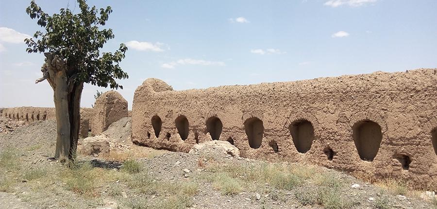 چاپار خانه صفی اباد،اثار تاریخی فرهنگی شهر مشهد