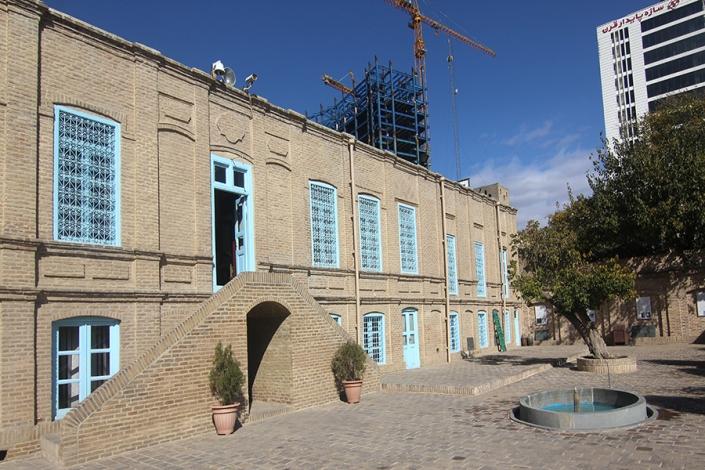 خانه های تاریخی ملک مشهد ،محله ارگ مناطق قدیمی مشهد،بافت تاریخی مشهد،قدیمی ترین محله های مشهد