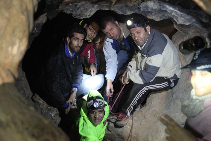 غاربیمار اب،غار نوردی،جاذبه های گردشگری