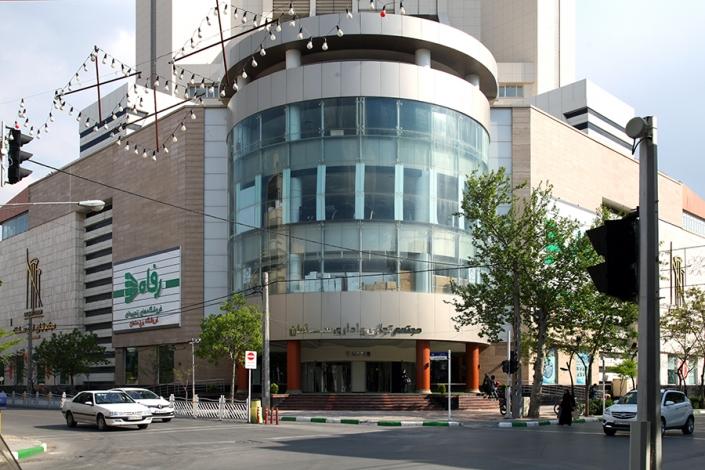 مجتمع تجاری،اداری سلمان،مراکز خرید لوکس شهر مشهد