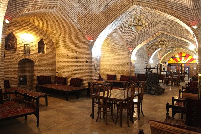 کاروانسرای باباقدرت،جاذبه های تاریخی فرهنگی شهر مشهد،جاهای دیدنی مشهد